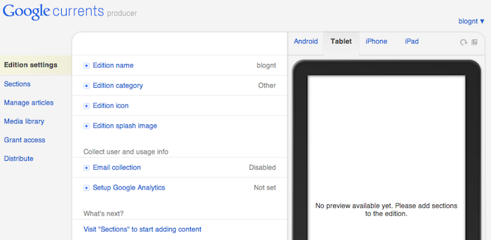 Comment faire pour publier votre contenu sur Google Flux