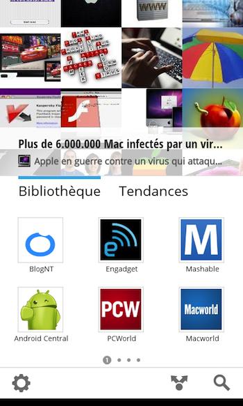 Google lance Google Currents à l'international ! Son Google Flux va-t-il détrôner Flipboard ?