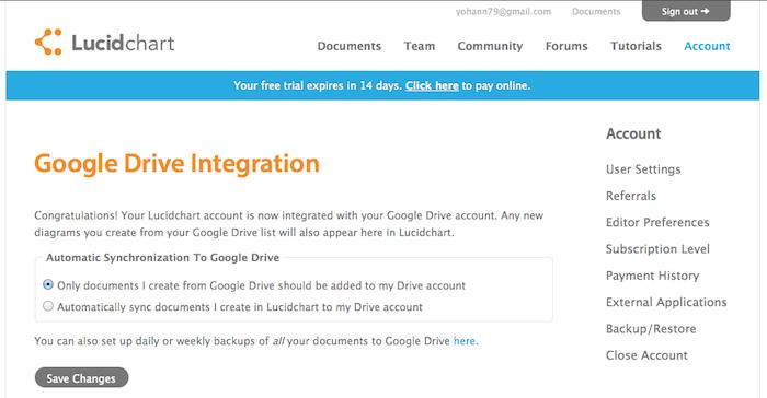 Google s'associe avec des partenaires avant de lancer Google Drive ?