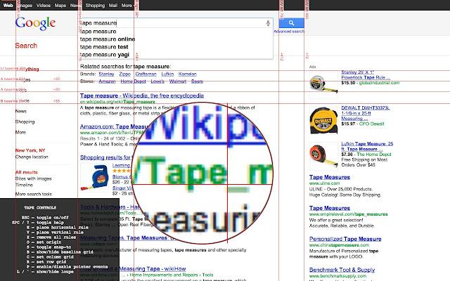 Les 10 meilleurs applications  extensions de Chrome pour les web designers - Tape