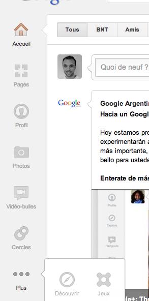 Une nouvelle version de Google+ dans les bacs