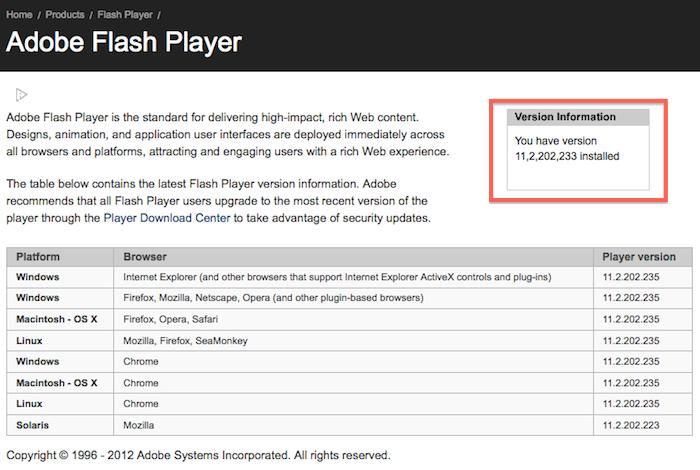 Adobe publie une mise à jour une faille critique pour son Flash Player pour tous les OS