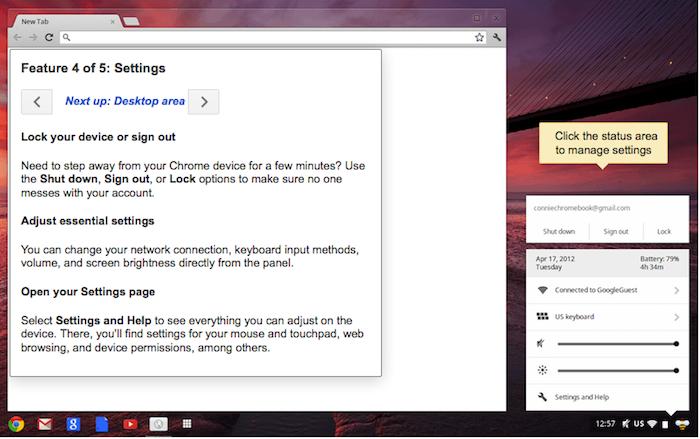 Chrome OS se muscle de nouveau : édition hors-ligne, Aura, accès bureau à distance, ... - Aura par défaut l'interface utilisateur de Chrome OS
