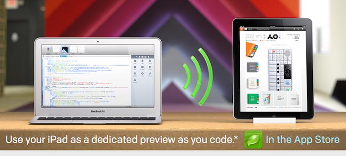 Coda 2 va être lancé le 24 Mai avec une application iPad ! - Coda 2 et Diet Coda pour iPad