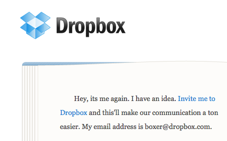 Dropquest II, la solution complète pour récupérer 1Go d'espace sur votre Dropbox - Invitation