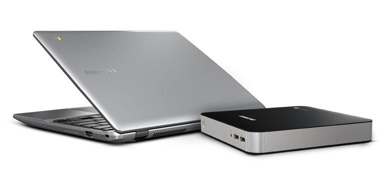 Google veut développer Chrome OS avec des Chromebooks et un Chromebox - Chromebooks et Chromebox