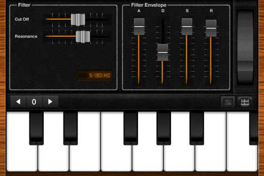 Le Google Doodle de Robert Moog vous manque ? Voici une application que vous devez télécharger - App Mobeat ~ Retro Synth