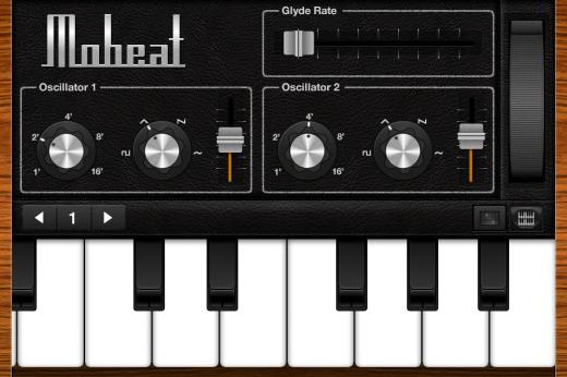 Le Google Doodle de Robert Moog vous manque ? Voici une application que vous devez télécharger - Outils disponibles dans l'app Mobeat ~ Retro Synth
