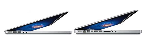 Quelles seront les prochaines nouveautés à sortir de chez Apple ? - Un nouveau MacBook Pro plus fin, avec un écran Retina
