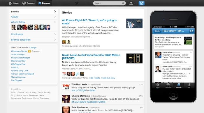 Twitter améliore la recherche en temps réel à contrario de Google...