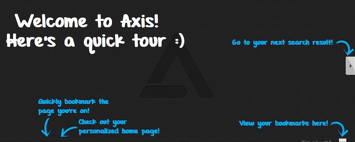 Yahoo! lance Axis : un navigateur plus visuel, social, et portable