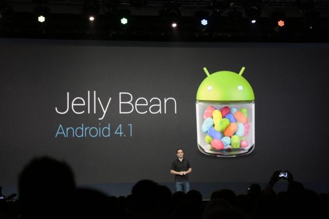 Android 4.1 Jelly Bean arrivera mi-Juillet !