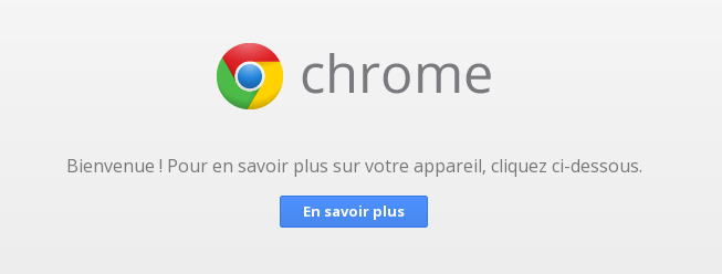 Comment installer Chrome OS sur VirtualBox et en USB - Bienvenue sur Chrome OS