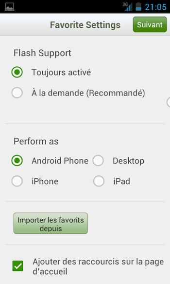 Dolphin Engine affirme que son navigateur est le plus rapide sur Android