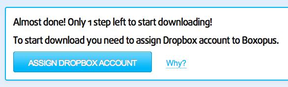 Dropbox peut télécharger maintenant vos torrents grâce à Boxopus - Autoriser votre compte Dropbox a accéder à Boxopus