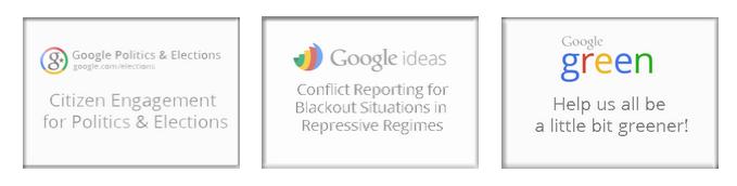 Google annonce un Hackathon, Develop For Good