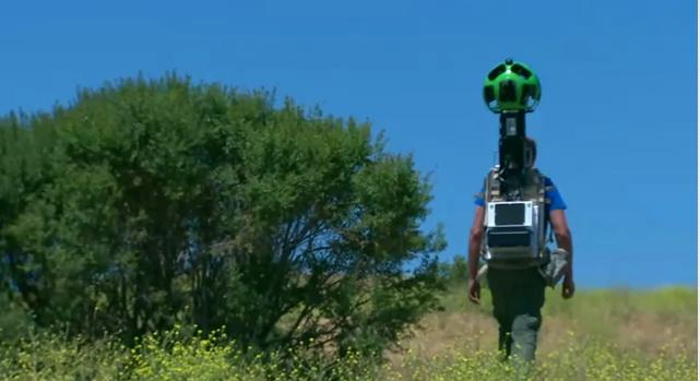 Google Maps Next Dimension ? Fou d'imageries 3D et accessible hors-ligne - Google va utiliser des personnes pour photographier des endroits inaccessibles
