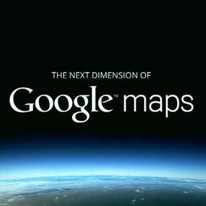 Google Maps Next Dimension ? Fou d'imageries 3D et accessible hors-ligne