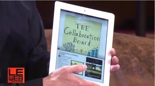 LeWeb'12 Londres : Flipboard en partenariat avec Google+, une évolution de l'API
