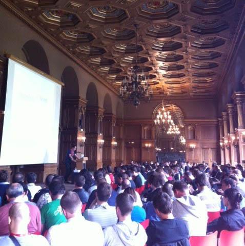 Mon retour sur le Forum PHP 2012, première journée