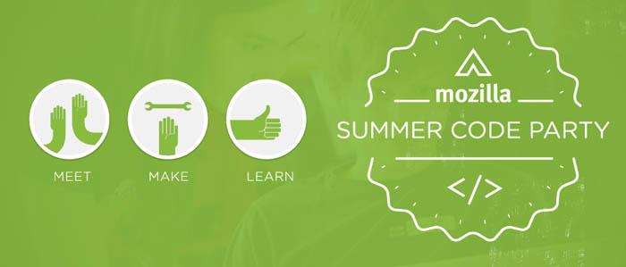 Mozilla Thimble rend la conception de page Web simple - Mozilla a annoncé le Summer Code Party