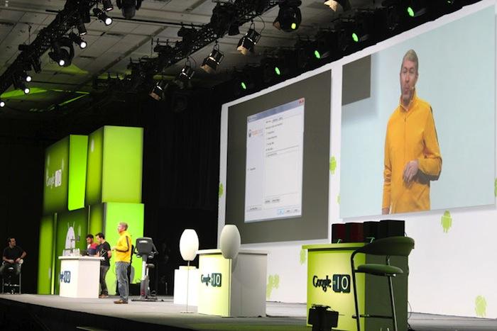Vivez la Keynote Google I/O en live