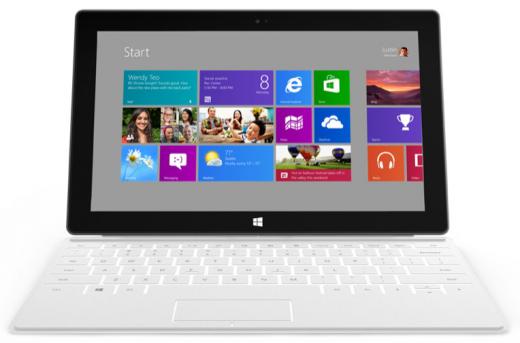 Voici les spécifications des tablettes Surface de Microsoft - Microsoft Surface Windows 8 Pro