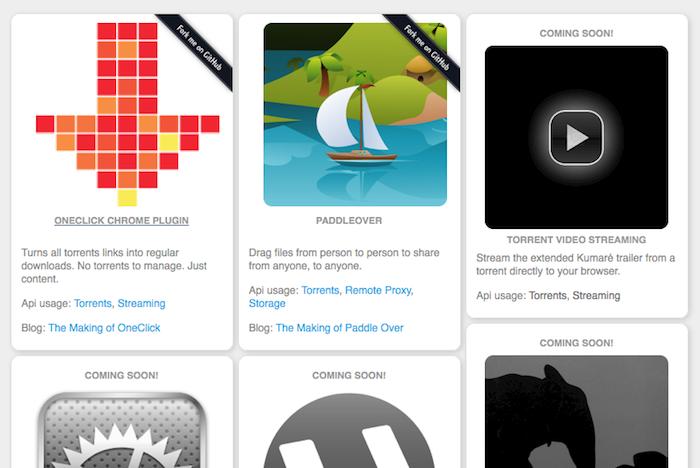 BitTorrent Torque permet aux utilisateurs d'accéder aux torrents via des Web Apps