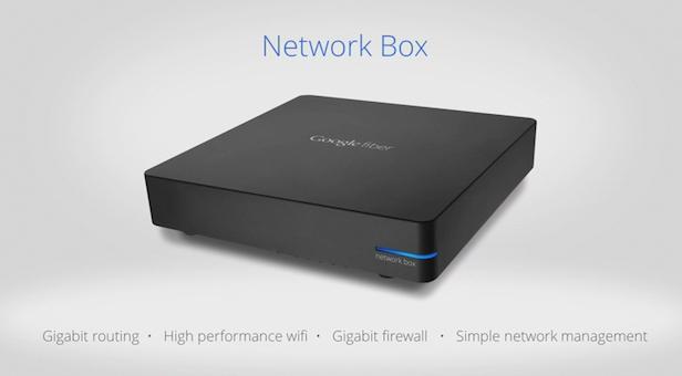 Google Fiber est bien plus rapide que la plupart des accès Internet ! - Network Box