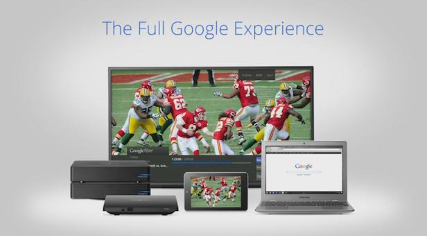 Google Fiber est bien plus rapide que la plupart des accès Internet ! - Bouquet TV Google
