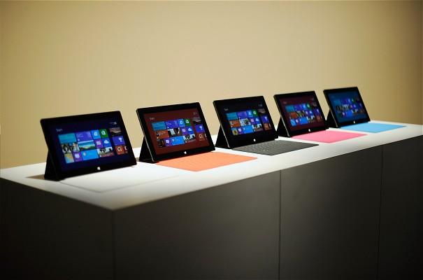 La Microsoft Surface serait lancée avec Windows 8 le 26 octobre