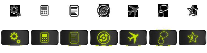 Sass & Compass, l'arme CSS3 qui simplifie vos intégrations - Générer facilement vos sprites avec Compass