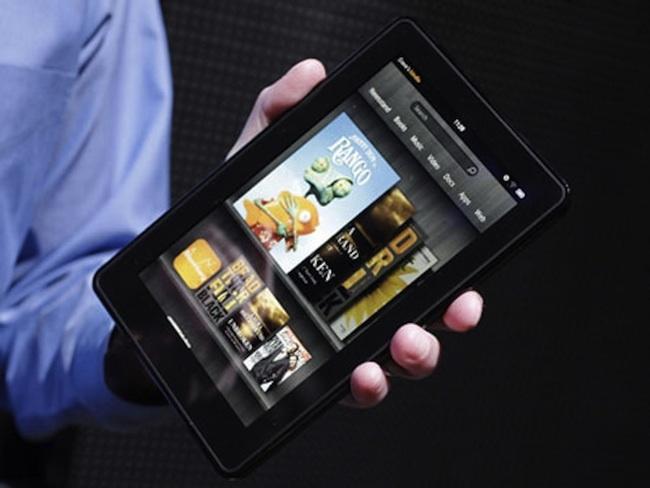 Nexus 7 vs. Kindle Fire : Laquelle devriez-vous acheter pour 200$ ? - La version Android 2.3 Gingerbread customisée par Amazon