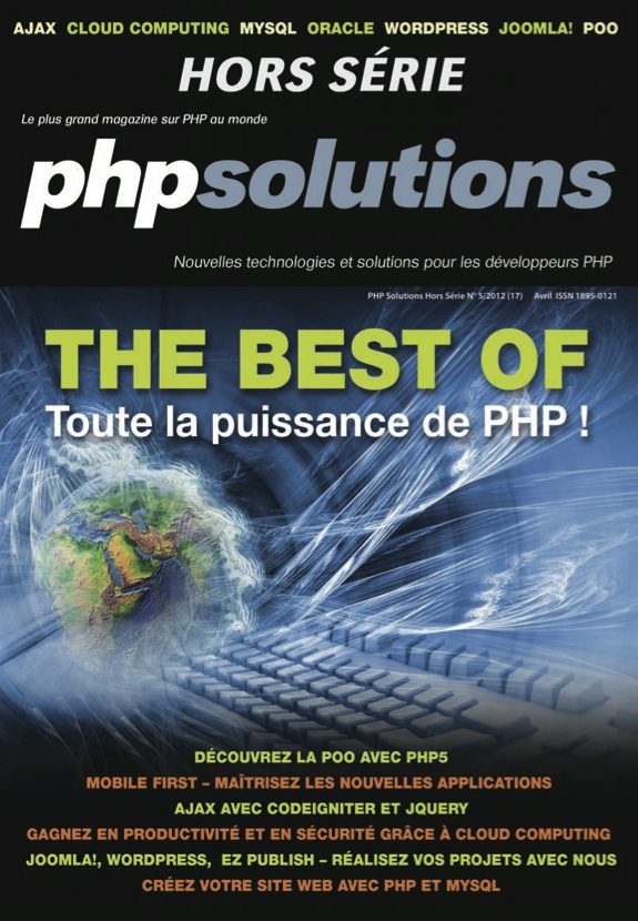 PHP Solutions - The Best Of PHP Solutions