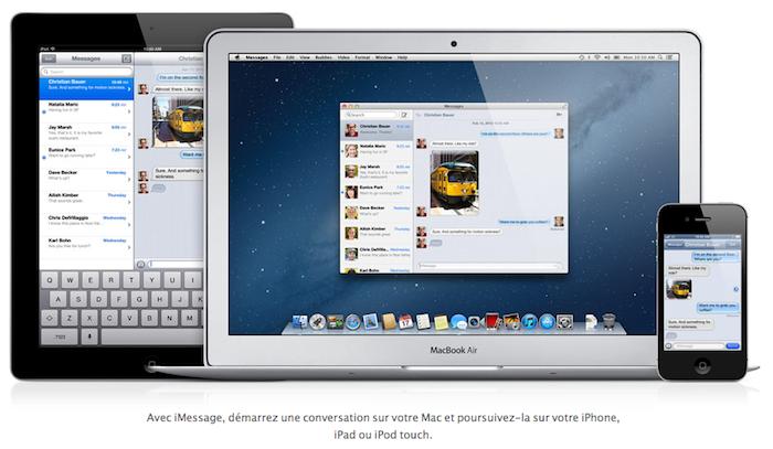 Procurez-vous OS X 10.8 Mountain Lion dès maintenant