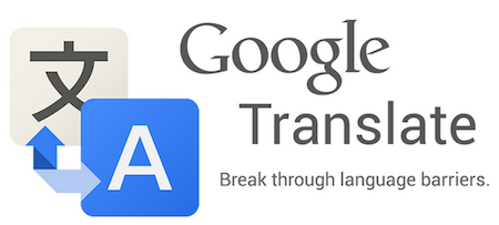 Google Traduction pour Android avec de nouvelles fonctionnalités prend en charge la caméra