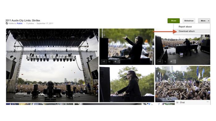 Google+ vous permet désormais de consulter les albums photos dans un diaporama - Téléchargement de diaporamas