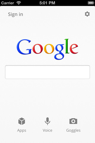Le Siri de Google arrive sur l'iPhone et l'iPad - Voice