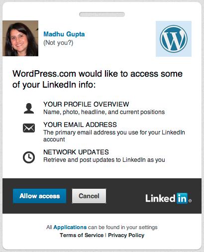 LinkedIn met à jour sa plateforme pour les développeurs