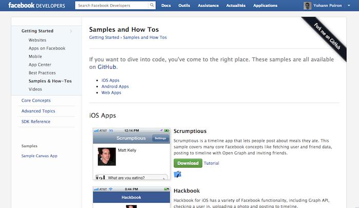 L'intégration de Facebook est toujours déroutante ? Jetez un oeil à ces exemples d'applications