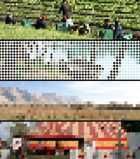 Pixeliser et pointiller vos images à la volée avec SeuratJS