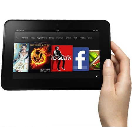 Amazon annonce de multiples nouveaux dispositifs Kindle (Paperwhite, Fire, Fire HD et 4G LTE) - Kindle Fire