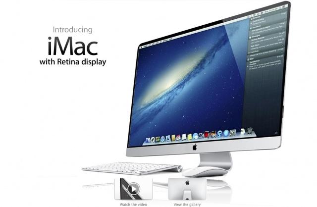De nouveaux iMac pourraient être annoncés