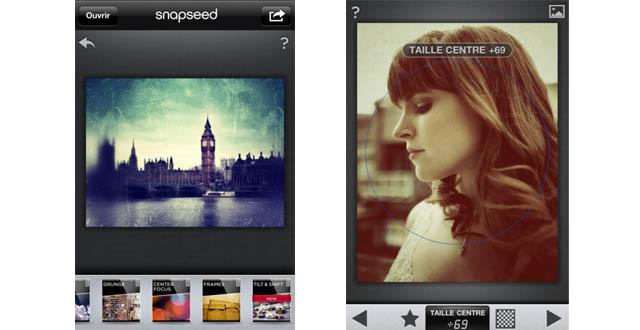 Google acquiert l'application iPad de l'année, Snapseed, et de ses créateurs Nik Software