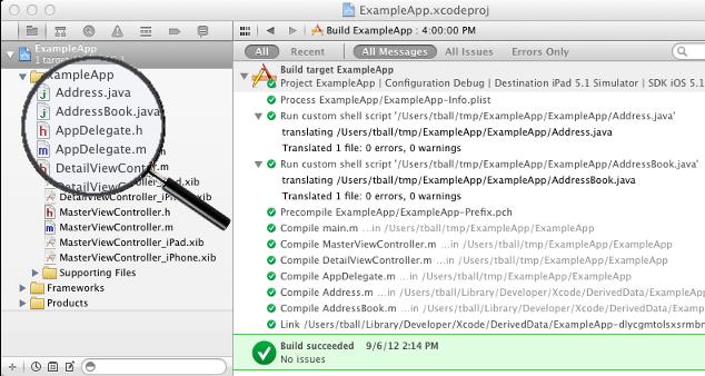 Google rend plus facile le développement iOS pour les développeurs Java