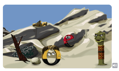 star trek : série originale, le doodle du jour