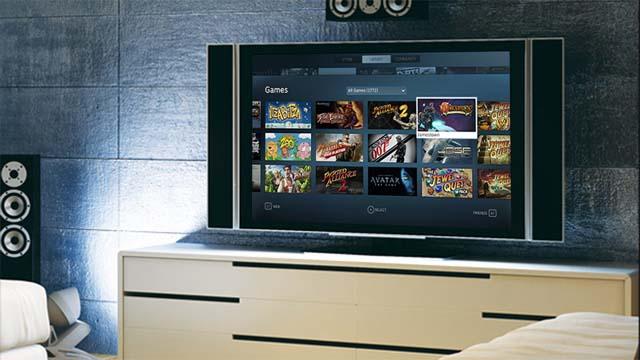 Steam apporte Big Picture à votre téléviseur pour en apprendre davantage sur vos envies