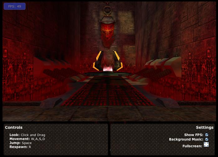 Vous pouvez jouer à Quake 3 sur Chrome dès maintenant