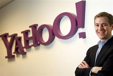 Yahoo offre un smartphone à ses employés, mais pas de Blackberry !