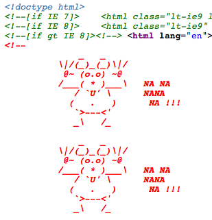 Êtes-vous prêt pour le HTML9 ? Responsive Boilerstrap JS va vous y aider...